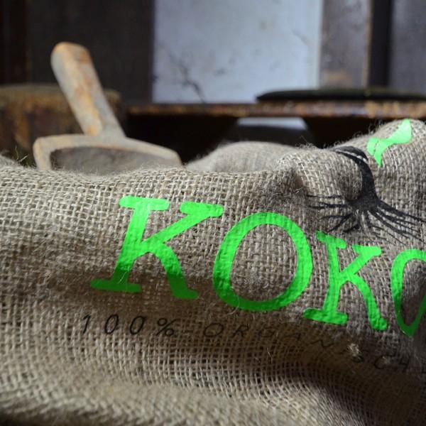 Kokoto - 100% ORGANISCH BIOLOGISCH